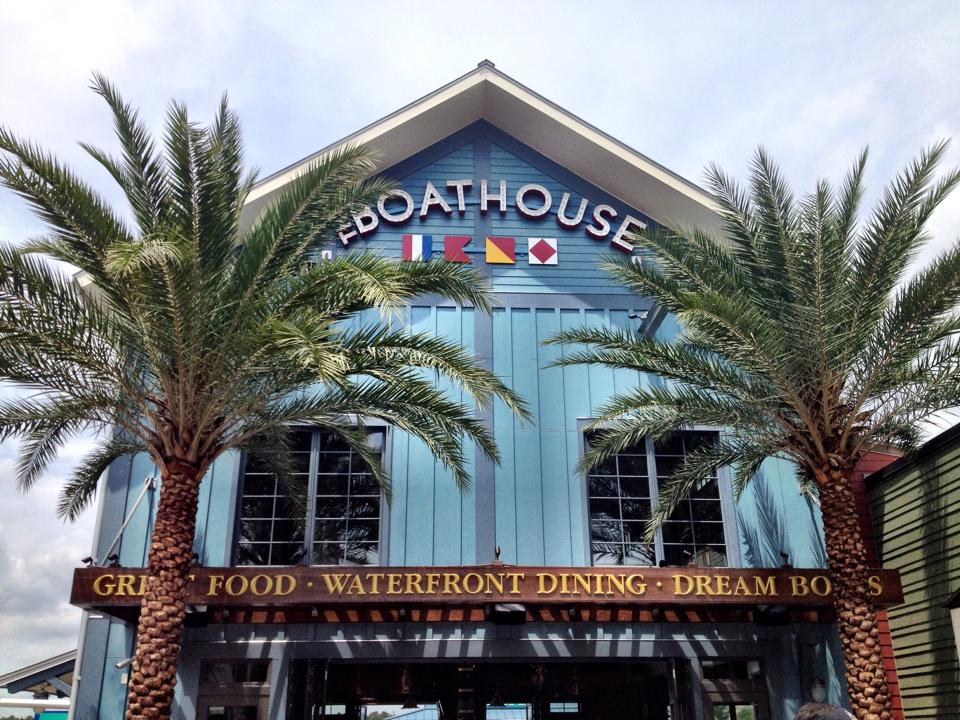 Top 5 Restaurants in Disney Springs