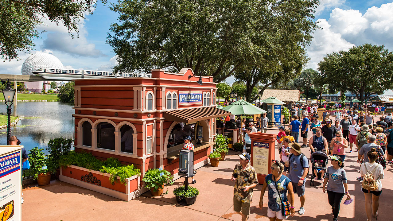 2017 Epcot Food & Wine Festival dates