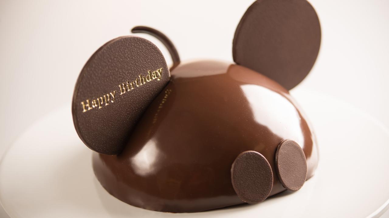 New Mickey Ears Celebration Cakes